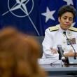 Ammiraglio Howard, prima donna afroamericana alla Nato di Napoli 12