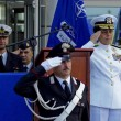 Ammiraglio Howard, prima donna afroamericana alla Nato di Napoli