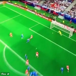 Gareth Bale VIDEO gol Galles-Slovacchia 1-0: punizione