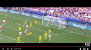 Blaszczykowski VIDEO gol Ucraina-Polonia 0-1