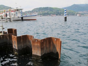 Tangenti paratie lago di Como: quattro arresti