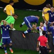 Copa America, Lavezzi si frattura gomito in campo9