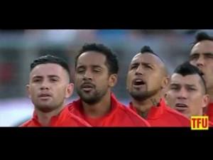Copa America, a metà inno del Cile parte canzone Pitbull266