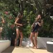 Dani Alves, ballo demenziale con la moglie in vacanza2