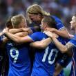 """Euro 2016, Lineker: """"Islanda, più vulcani che giocatori"""" (foto Ansa)"""