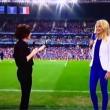 Euro 2016, effetto ottico in tv dallo studio allo stadio6