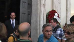 Funerali Bud Spencer alla Chiesa degli Artisti55