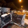 Roma, incidente sul GRA: un morto e tre feriti gravi