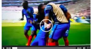 Griezmann VIDEO gol Francia-Irlanda 2-1: doppietta e rimonta