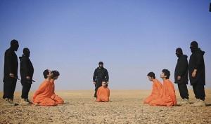 "Isis decapita 5 presunte spie: ""Lavorate per i crociati55"