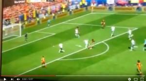 Guarda la versione ingrandita di Lukaku VIDEO gol Belgio-Irlanda 1-0 Euro 2016