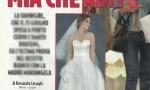 Melissa Satta, prove abito prima del matrimonio con Boateng FOTO