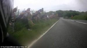 YOUTUBE Motocilismo: 37 miglia su Isola Man in 16 minuti, è record