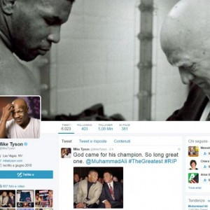 Guarda la versione ingrandita di Il tweet di Mike Tyson