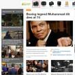 Muhammad Ali, sua morte sui giornali del mondo11