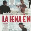 Nadia Toffa al mare FOTO, sole integrale per la Iena3