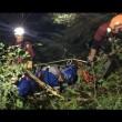 Precipita da cascata alta 21 metri e sopravvive 2