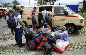 Guarda la versione ingrandita di YOUTUBE Ramadan, profughi danno fuoco al centro. Colazione….