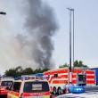 Ramadan, profughi danno fuoco al centro. Colazione4