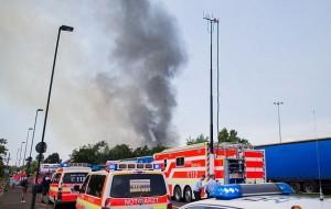 Ramadan, profughi danno fuoco al centro. Colazione5