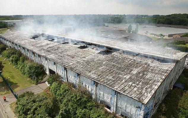 Ramadan, profughi danno fuoco al centro. Colazione3