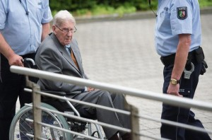 Reinhold Hanning, ex guardia Auschwitz condannata a 5 anni4