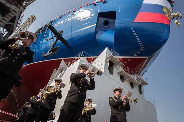 Russia, rompighiaccio nucleare2