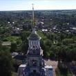 Russia, fanno sesso nella torre del monastero