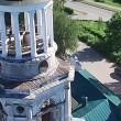 Russia, fanno sesso nella torre del monastero4