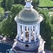 Russia, fanno sesso nella torre del monastero3