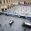 Salvini a Bologna, scontri centri sociali polizia 14