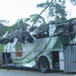 VIDEO YOUTUBE Brasile, pullman di studenti si ribalta: 16 morti 3