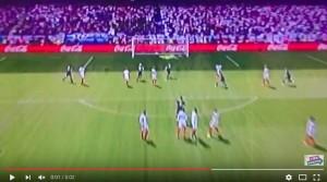 Guarda la versione ingrandita di YOUTUBE Bale VIDEO gol Inghilterra-Galles 0-1: Hart papera
