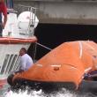 VIDEO Stromboli, aliscafo contro banchina: mezzo affondato 4