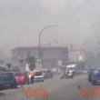 YOUTUBE Incendio a Cefalù: nubi nere, vietato bere acqua 2