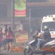 YOUTUBE Incendio a Cefalù: nubi nere, vietato bere acqua 3