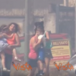 YOUTUBE Incendio a Cefalù: nubi nere, vietato bere acqua 4