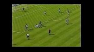 VIDEO Eder come Roberto Baggio in Italia-Bulgaria del 1994