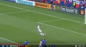 Necid VIDEO gol Repubblica Ceca-Croazia 2-2
