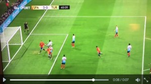 Alvaro Morata VIDEO gol Spagna-Turchia 3-0: doppietta