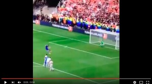 Sigurdsson VIDEO gol Islanda-Ungheria 1-0