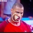 VIDEO Portogallo-Austria: Quaresma insulta arbitro Rizzoli