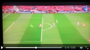 Ramsey VIDEO gol Russia-Galles 0-1