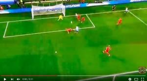 Yilmaz VIDEO gol Repubblica Ceca-Turchia 0-1