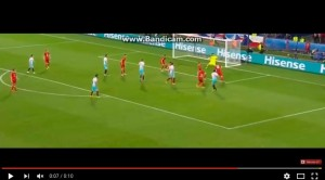 Tufan VIDEO gol Repubblica Ceca-Turchia 0-2