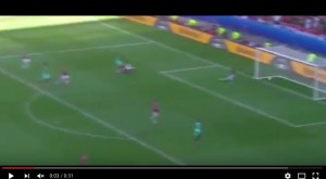 Nani VIDEO gol Ungheria-Portogallo 1-1