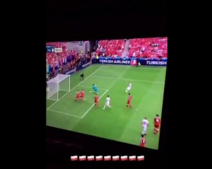 Jakub Błaszczykowski VIDEO gol Svizzera-Polonia 0-1