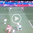Aaron Ramsey VIDEO gol fuorigioco Galles-Irlanda del Nord