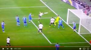 Draxler VIDEO gol Germania-Slovacchia 3-0 Euro 2016