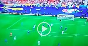 Guarda la versione ingrandita di Italia-Spagna 2-0, VIDEO: Buffon parata miracolosa su Pique